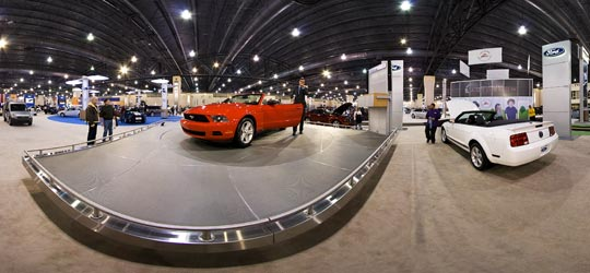 2010 Ford Mustang due in at a dealer near you this spring.