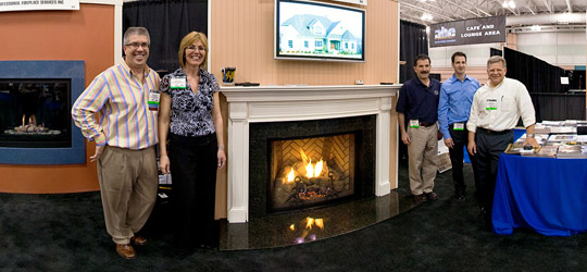 360 degree image of Professional Fireplace Services, LLC