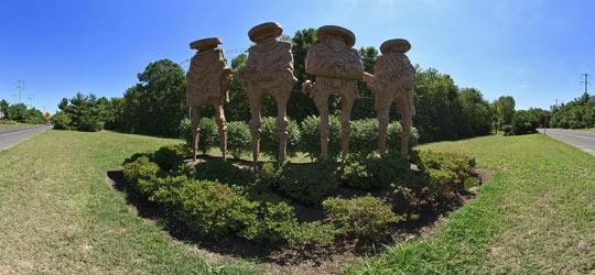 Virtual Tour of Four Amigos Hamilton New Jersey