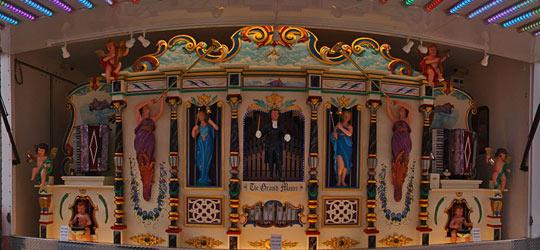 Grand Master Concert Organ