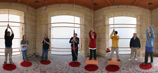 Bell Ringers from the Community of Jesus